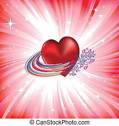 cuore, valentina