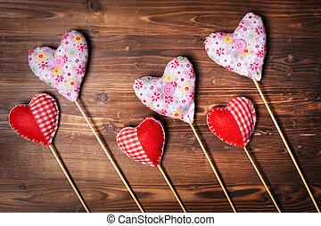 cuori, giorno valentines