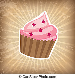 cup cake birthday