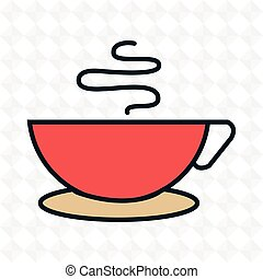 cup coffee drink icon