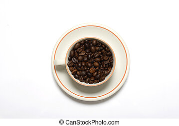 Cup Of Coffee Bean