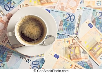 Cup of Coffee for Your Business Success