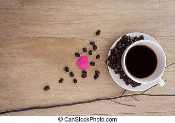 cup of espresso coffee