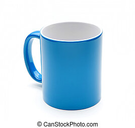 cup on white
