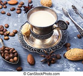 cup turkish coffee