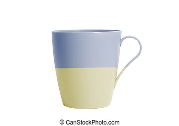 Cup with Flag of Ukraine