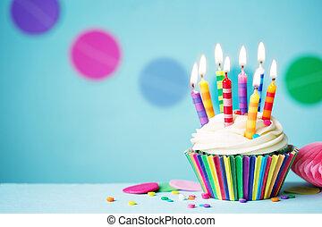cupcake , γενέθλια