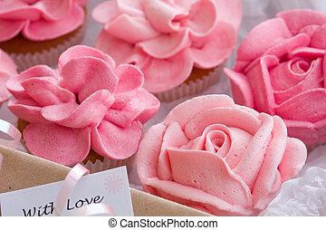 cupcake, caja obsequio
