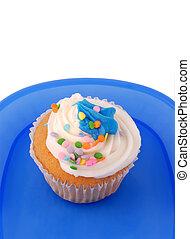 cupcake, con, copyspace
