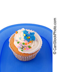 Cupcake With Copyspace