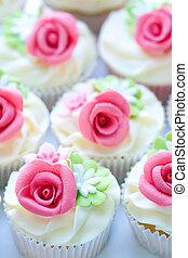 cupcakes, 婚禮