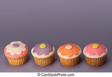 cupcakes, colorido