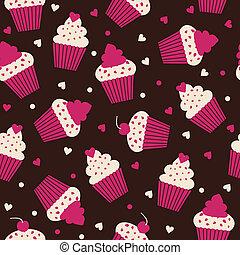 cupcakes, fundo