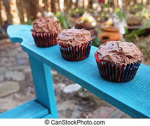 Cupcakes Garden Party
