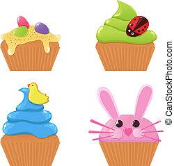 Cupcakes, Pascua