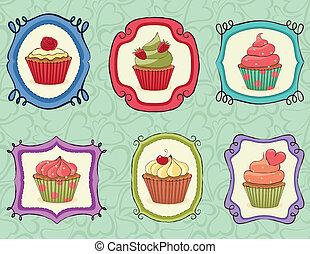 cupcakes!, yummy