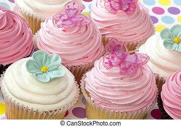 cupcakes, zich verbeelden