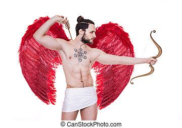 Cupid, Archer, Angel, Valentine