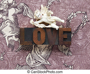 cupid love word