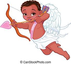 Cupid Shooting