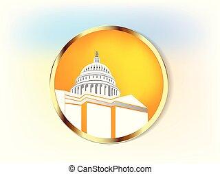 Cupola building logo