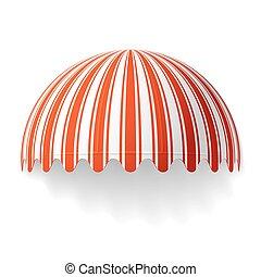 cupola, tenda