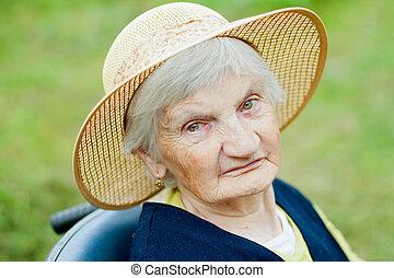 cura anziana