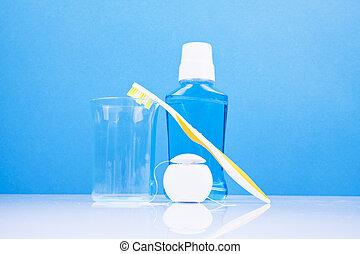 cura dentale, apparecchiatura