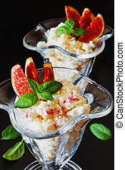 curd dessert
