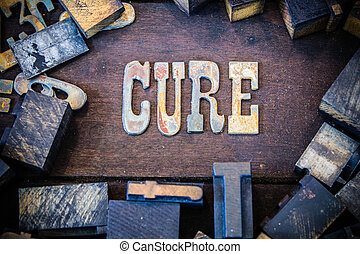 Cure Concept Rusty Type