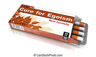 Cure for Egoism - Blister Pack Tablets. - Cure for Egoism - ...