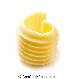 curl of butter