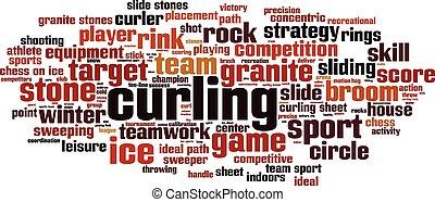 Curling-horizon [Converted].eps - Curling word cloud...