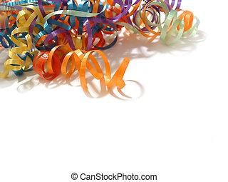 Curling Ribbons