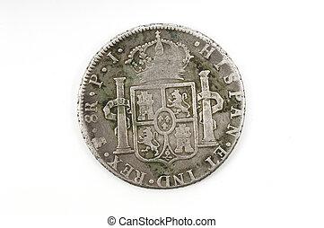 currency Carolus IV, 8 Reales, Spain