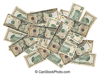 currency dollar finances background