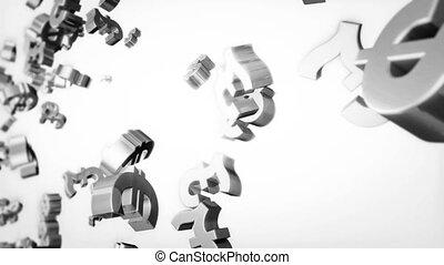 Currency Loop Gray