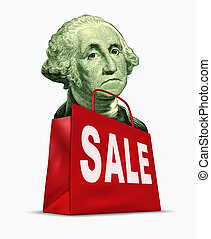 Currency trading - Currency on sale caused by the...