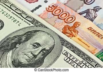 Currency: US and Russian