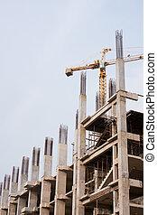 currently, construção, sob