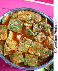 curry orange soup