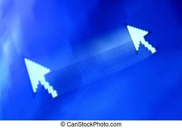 cursor arrow