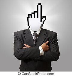 cursor head