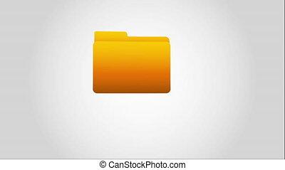 Cursor icon design, Video Animation HD1080