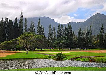 cursus, kauai, golf, hawaii
