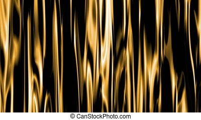 curtain background gold 4k