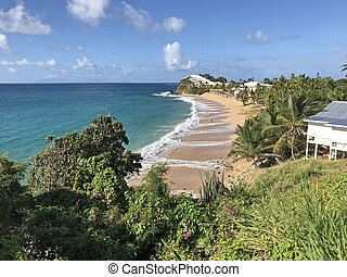 Curtain Bluff Resort, St. Mary, Antigua and Barbuda