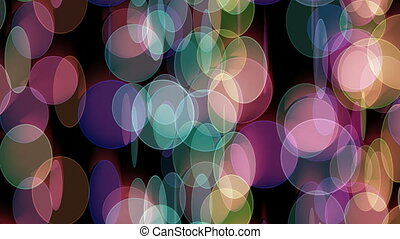 curtain circles abstract - curtain color circles abstract ...