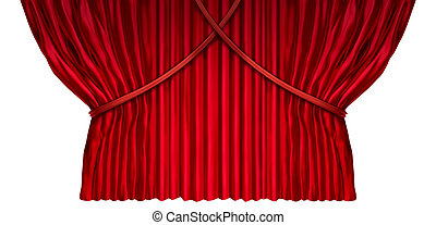 Curtain Design Element