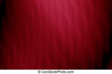 Curtain red wide screen background